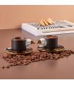 Karaca Eagle Kaffeeservice für 2 Personen