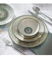 Karaca Alessi 24 Stück Geschirrset/Tafelservice für 6 Personen